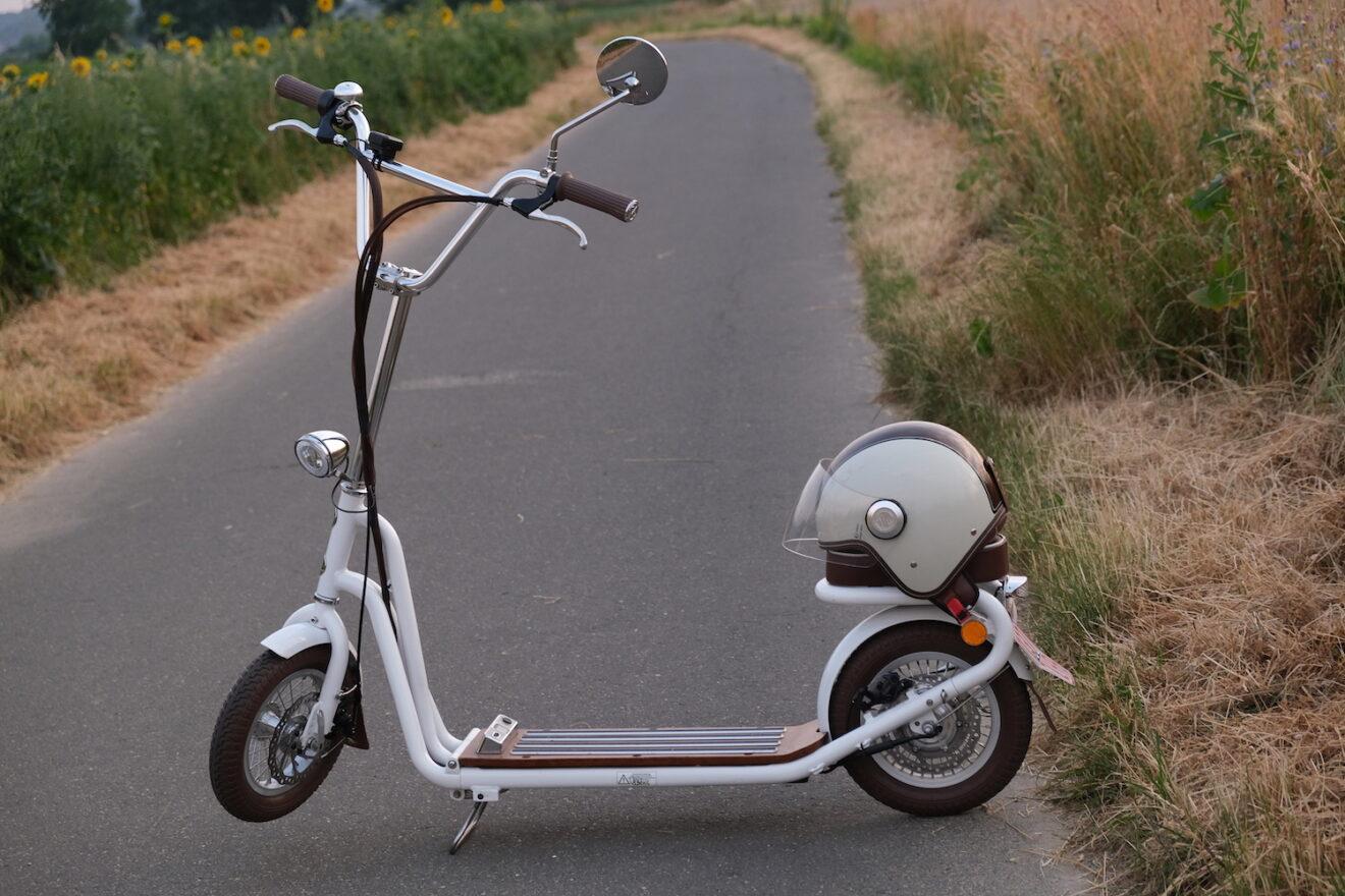E-Scooter Kumpan 1950