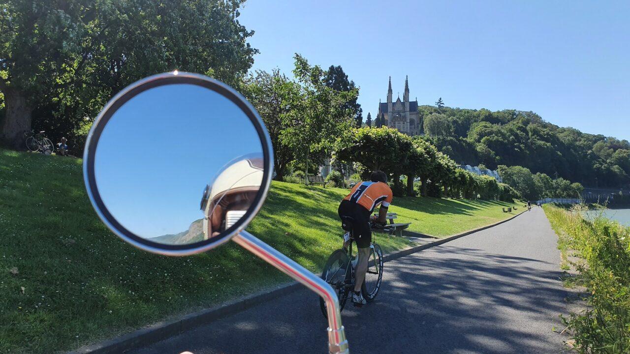 Rheinromantik: Ich fuhr 30 Kilometer auf einem E-Scooter von Remagen nach Bonn