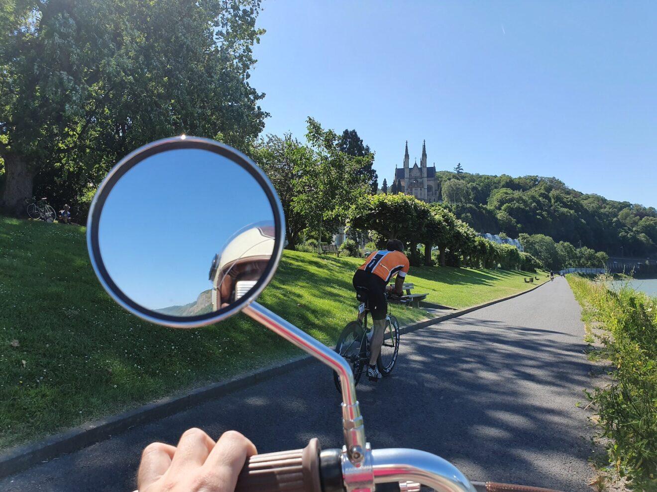 E-Scooter-Fahrt Remagen-Bonn