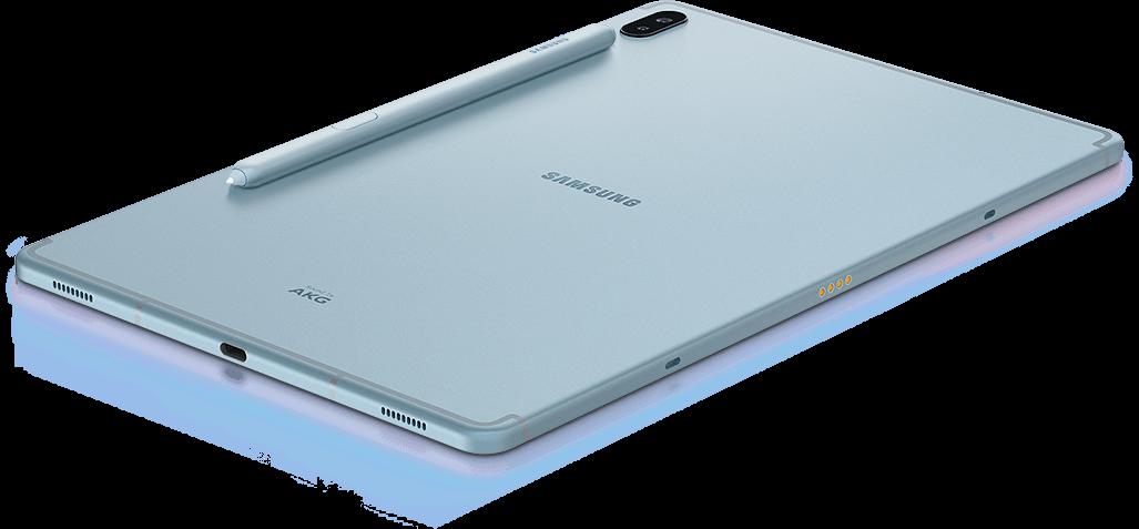 Samsung Galaxy Tab S6: Renaissance der Android-Tablets?