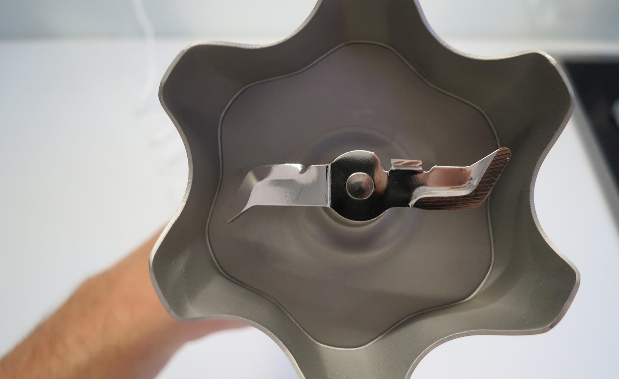 Spiralschneider Braun MultiQuick 5 Vario Fit MQ 5060 mit Extra-Messerklinge