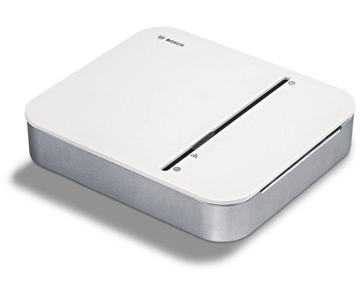 Der Controller für das Smart-Home-System von Bosch integriert Philips Hue. (Foto: Bosch)