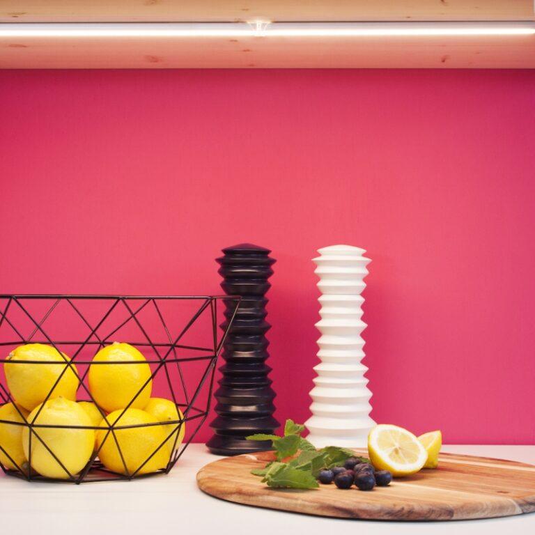 Sehr praktisch: Die Innr-Küchenlampe ist mit Philips Hue kompatibel. (Foto: Innr)