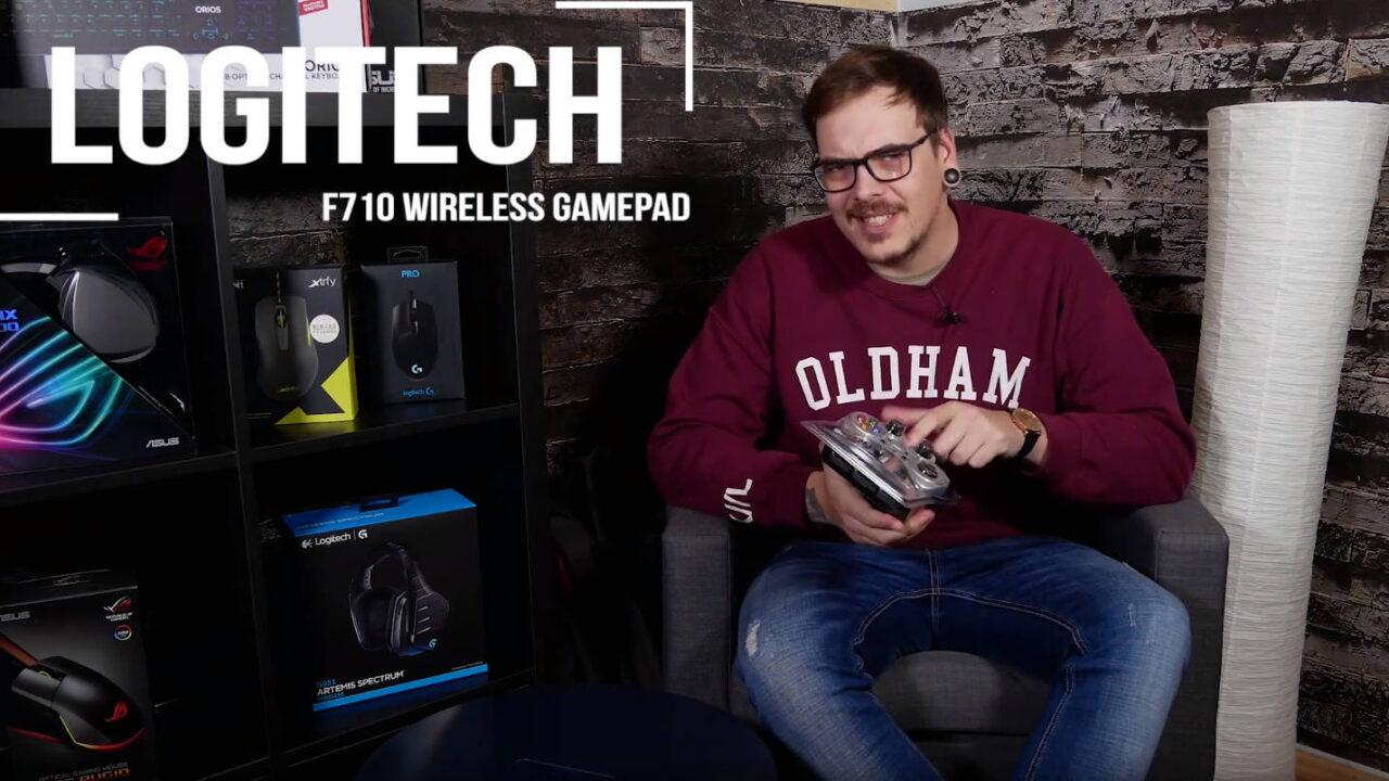 Logitech F710 Wireless Gamepad: Der alte Hase kann es noch