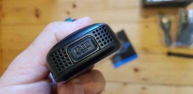 HDMI-Ausgang. (Foto: Sven Wernicke)