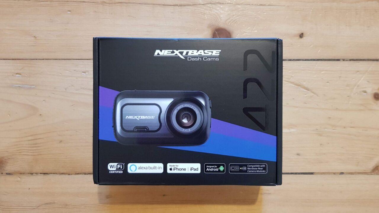 Nextbase 422GW im Test: Braucht eine Dashcam wirklich Alexa?