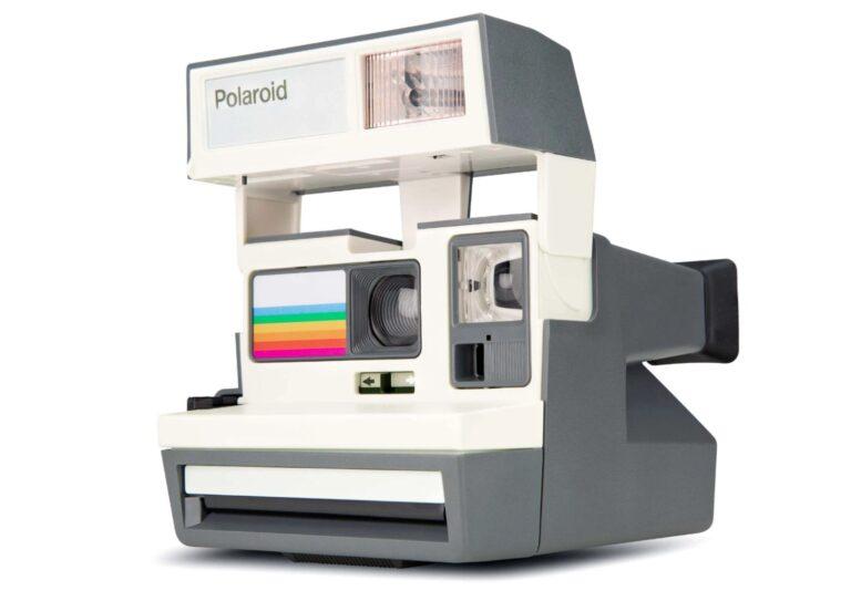 Wunderschön. Eine Refurbished-Variante der 600er-Polaroid. (Foto: Polaroid Originals)