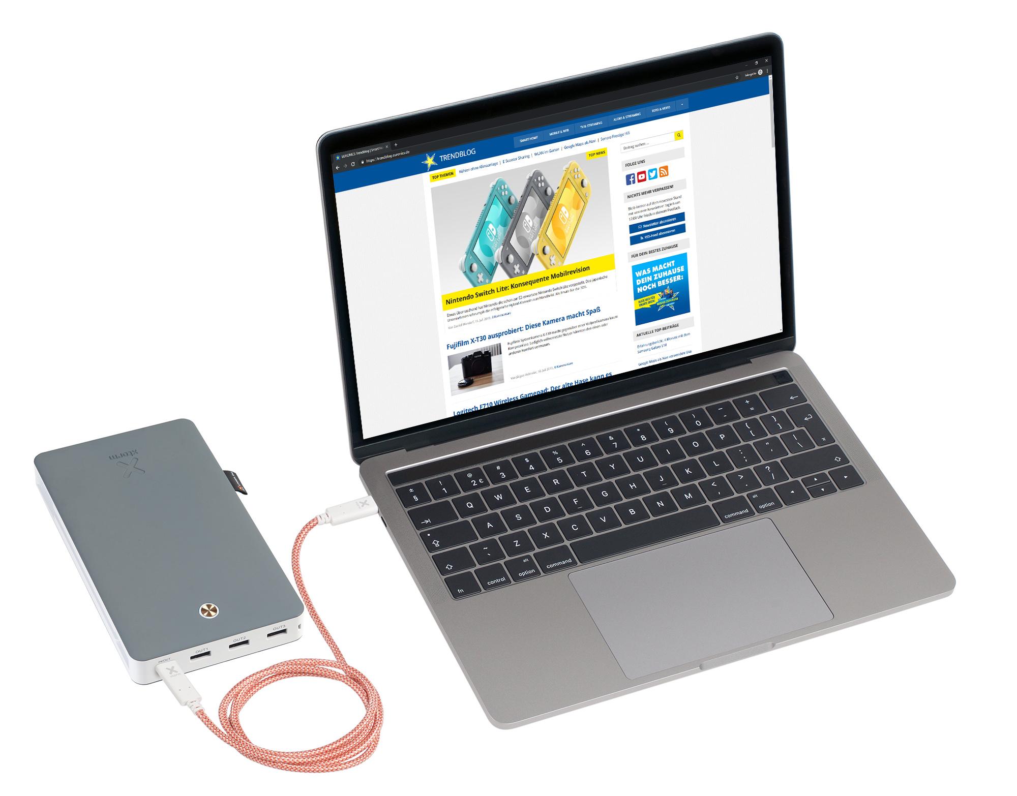 Ratgeber Powerbanks - auch für Laptops
