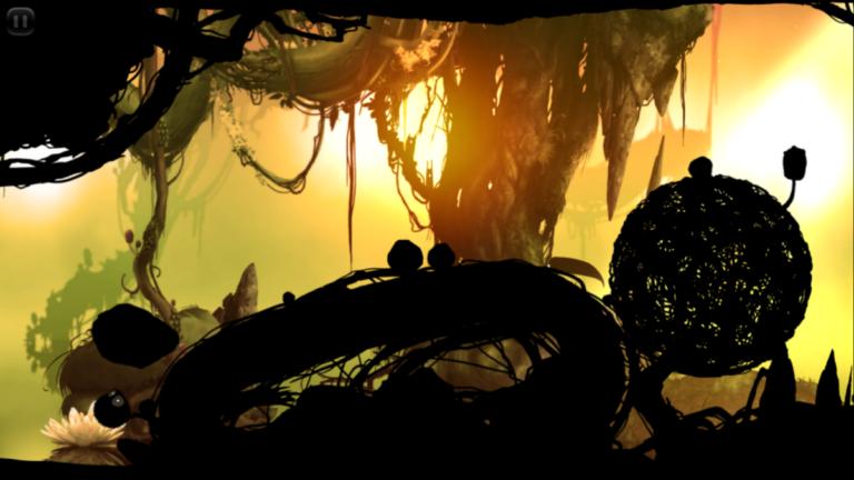 Das Spiel Badlands funktioniert und ist in voller Breite verfügbar.