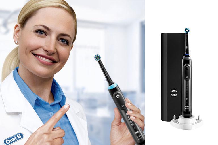 [AKTION BEENDET] Teste für EURONICS die elektrische Zahnbürste Genius X von Oral-B
