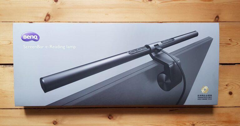 Eine gute Lampe für den Arbeitsalltag. (Foto: Sven Wernicke)