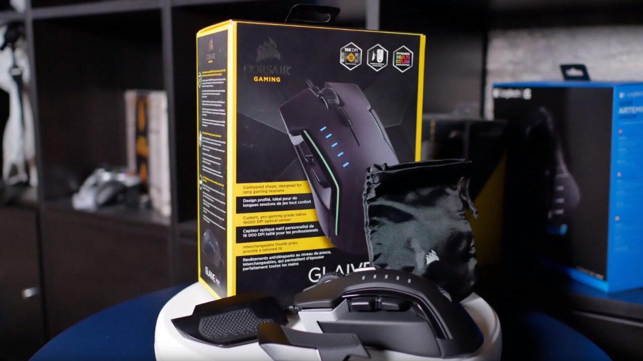 Corsair Glaive RGB: Die perfekte Gaming-Maus