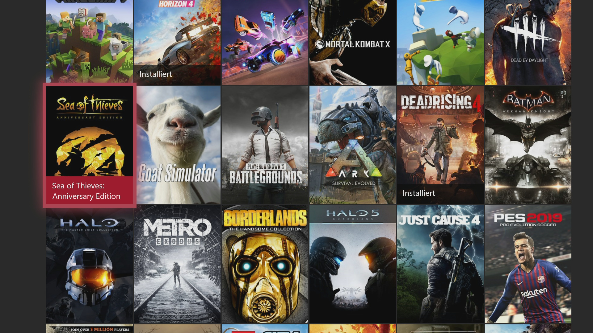 XB1 S All Digital Game Pass