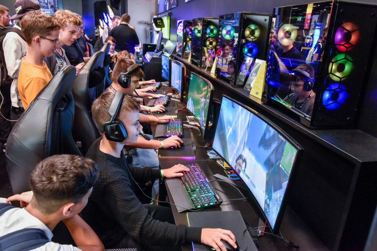 Unsere Highlights der Gamescom 2019