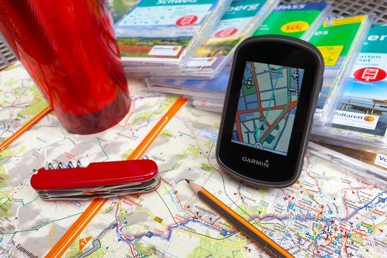 GPS-Gerät oder Smartphone: Die Systemfrage für Wanderer