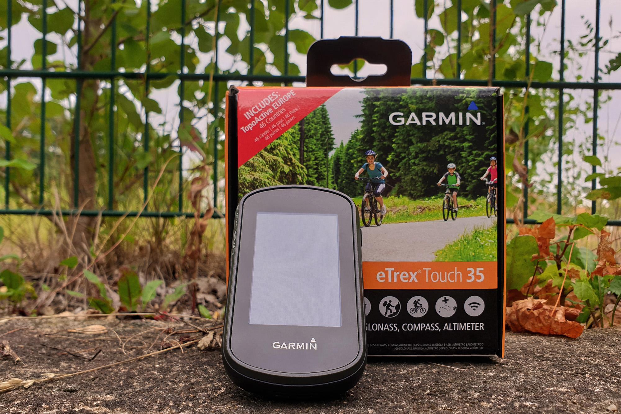 Garmin GPS Gerät für Wanderer