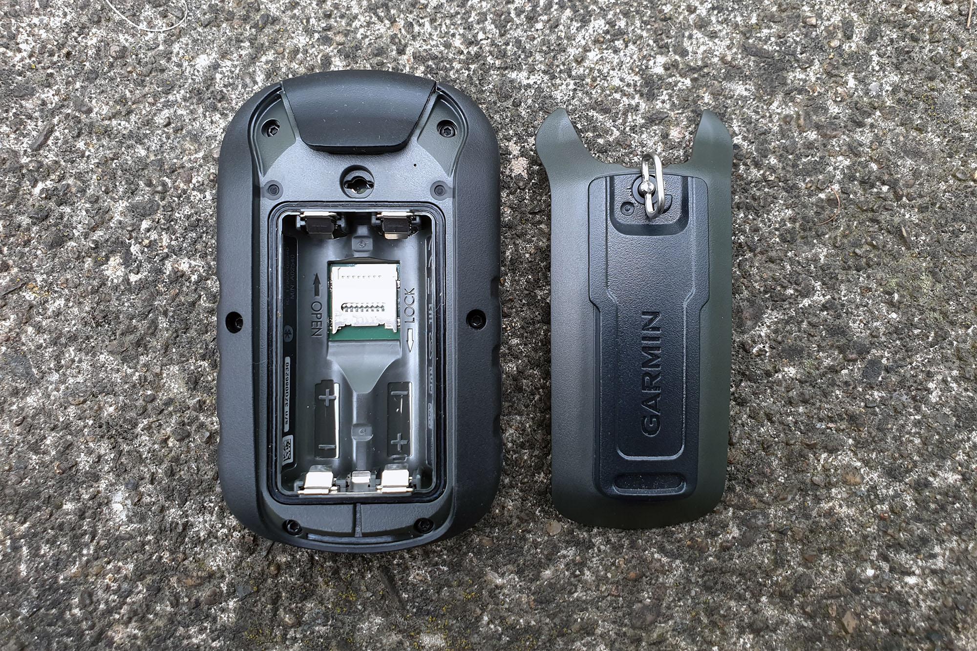 Garmin eTrex Touch 35 - GPS für Wanderer