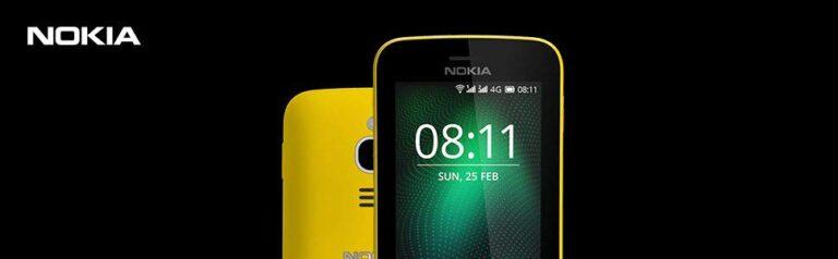 Ist ein Smart Feature Phone für euch eine Alternative zum Smartphone? (Foto: HMD / Nokia)