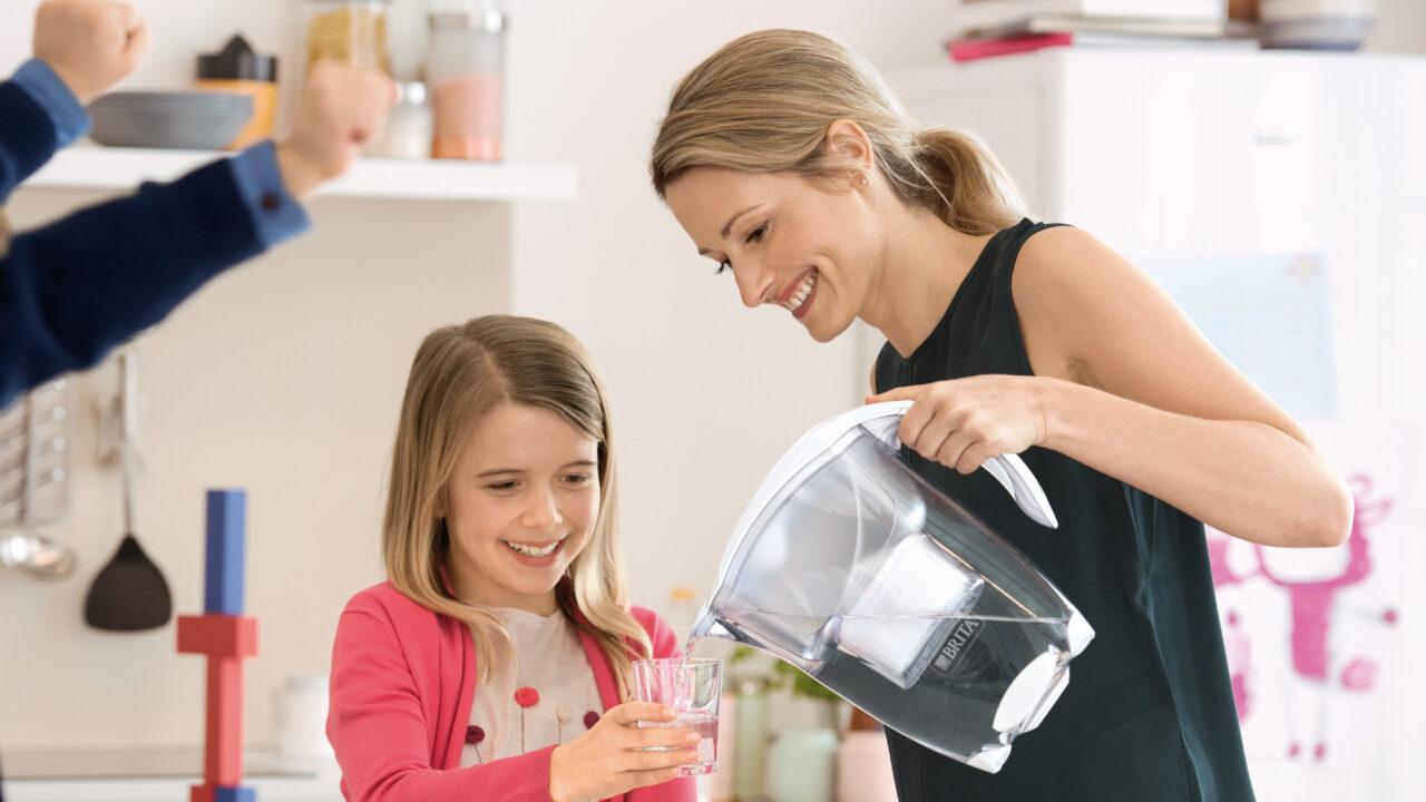 Wasserfilter Brita Marella: Für weicheren Tee und eine schöne Crema