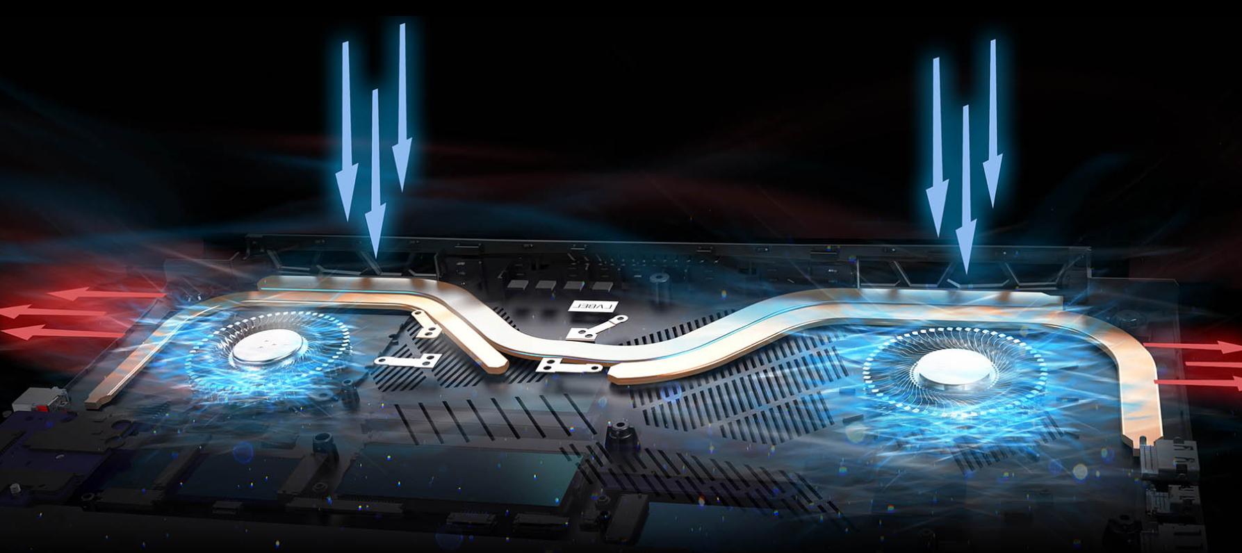 IFA 2019 - Acer Predator Lüftung