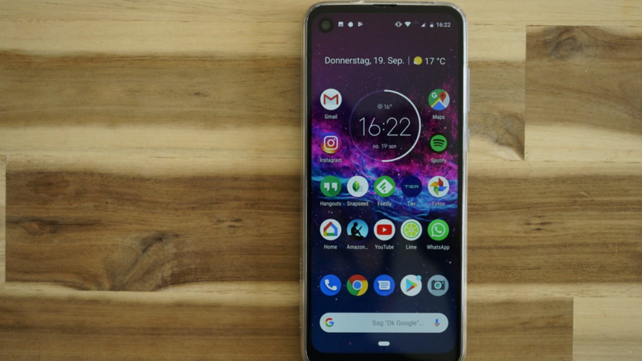 Motorola One Action ausprobiert: Actioncam-Smartphone mit Aha-Effekt