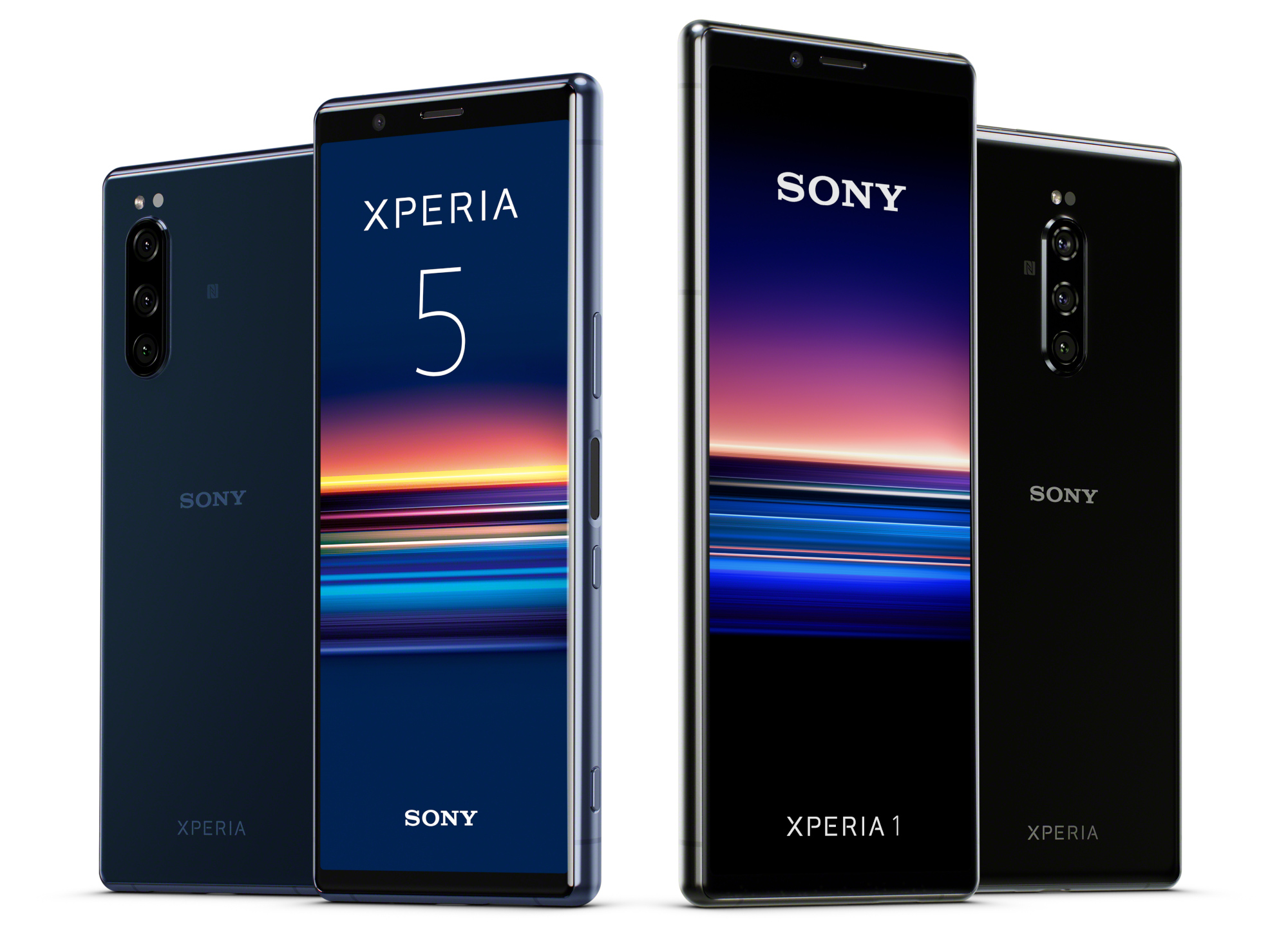 Sony Xperia 5 und Sony Xperia 1 im Vergleich