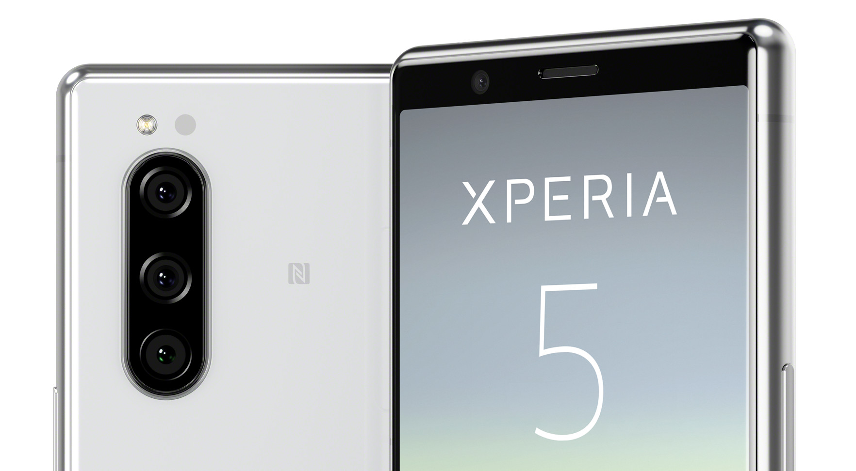 Triple-Kamera des Sony Xperia 5