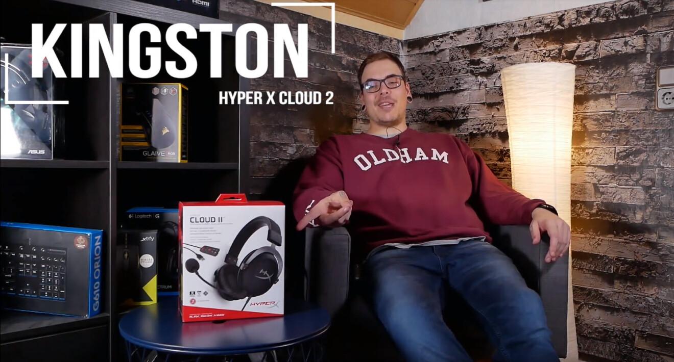 Kingston HyperX Cloud 2: Wo Design und Technik zusammenfinden