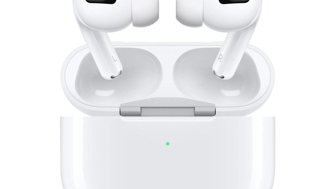AirPods Pro: Apples klangvolle Kehrtwende