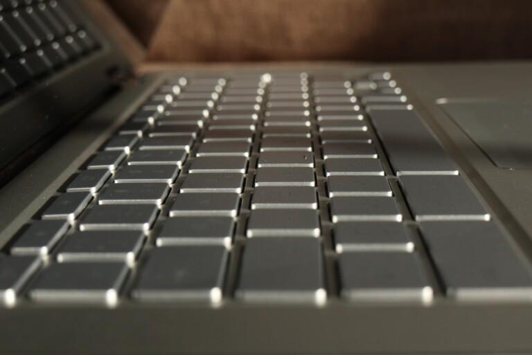 Angenehmes Keyboard des C434
