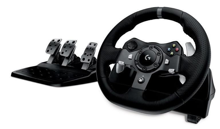 Driving Force Logitech G G920