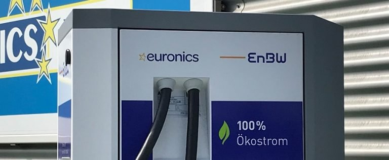 Euronics-EnBW-Ladestation