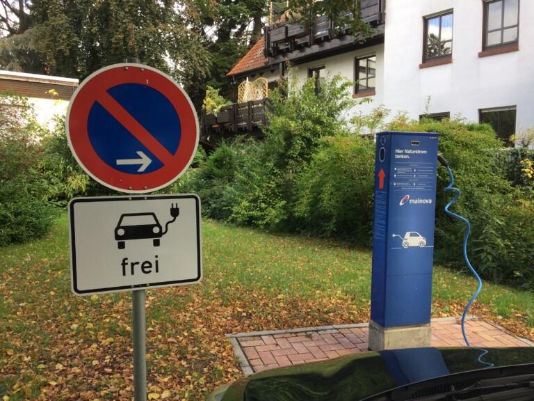 Plug-in-Hybrid tanken hier kostenlos