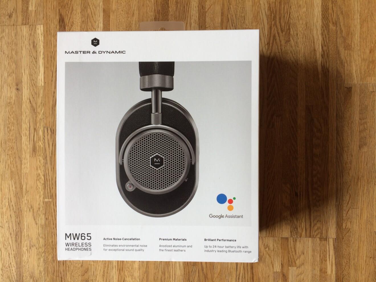 Retro-Kopfhörer mit ANC: Master & Dynamic MW65 ausprobiert