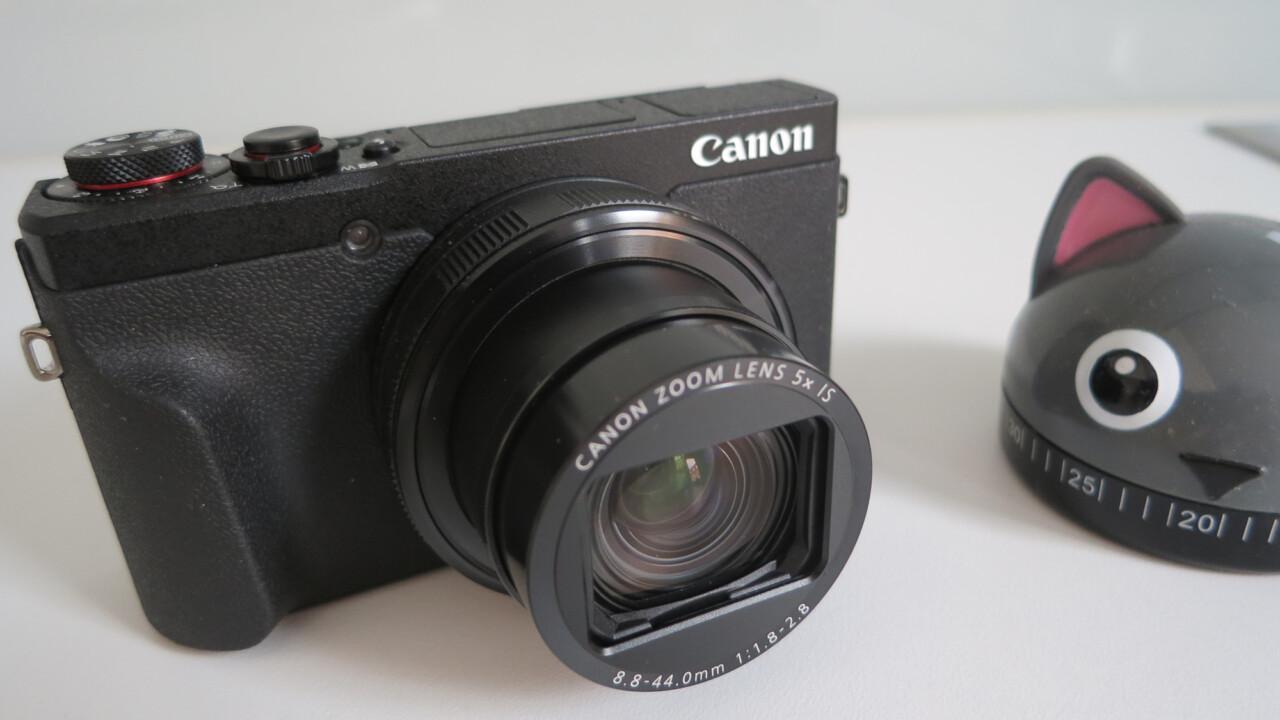 Die Profi-Knipse: Canon Powershot G5 X Mark II aus Sicht eines Einsteigers