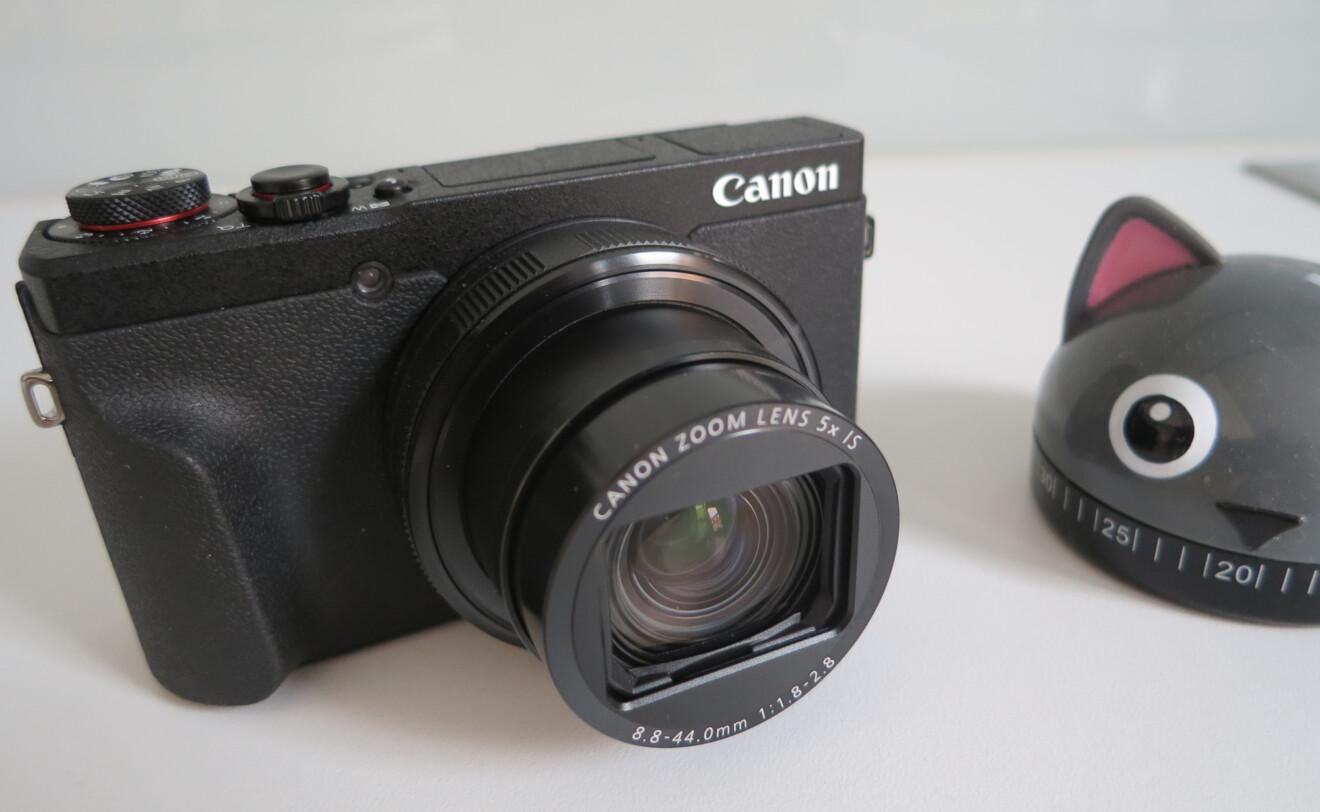 Profi-Kompaktkamera Canon Powershot G5 X Mark II