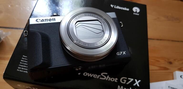 Ich stellte mir die Frage: Kann eine Kompaktkamera mein Smartphone ersetzen? (Foto: Sven Wernicke)
