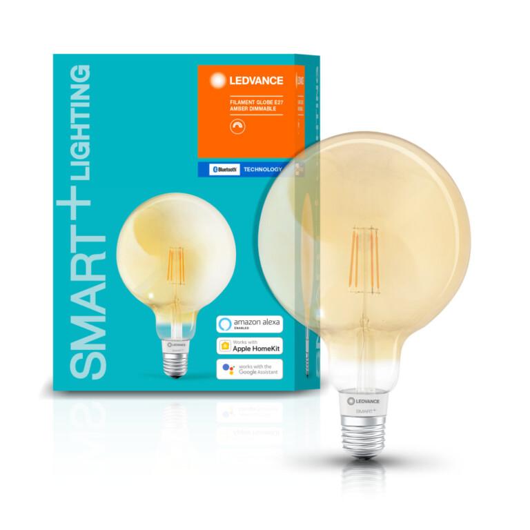 Ledvance Classic Globe Smart Filament-Lampe. (Foto: Ledvance)