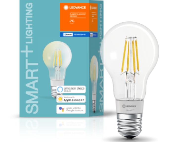 Ledvance E27 Smart Filament. (Foto: Ledvance)