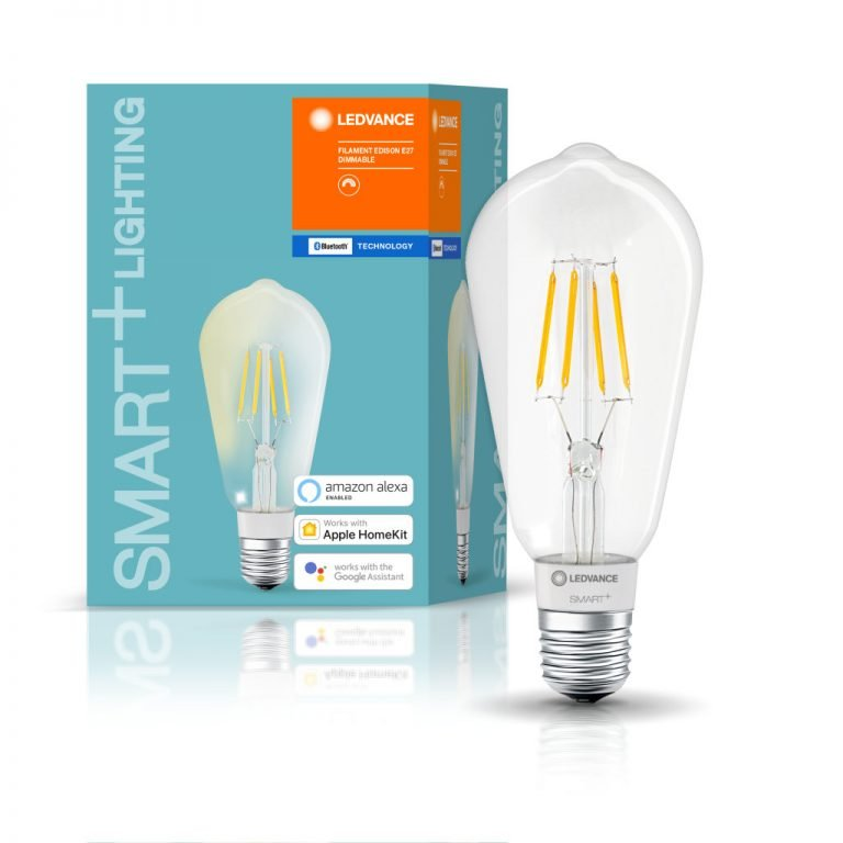 Ledvance Edison Smart Filament-LED. (Foto: Ledvance)