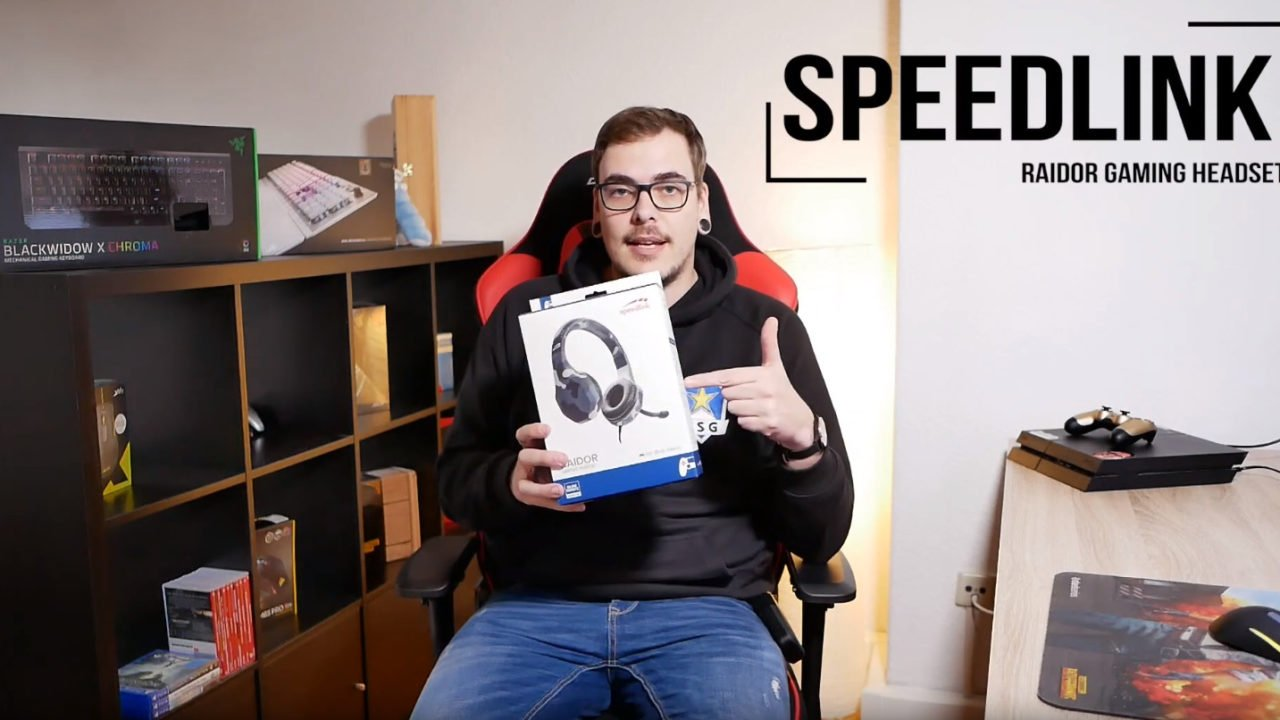 Speedlink Raidor: Das Budget-Headset für Konsoleros