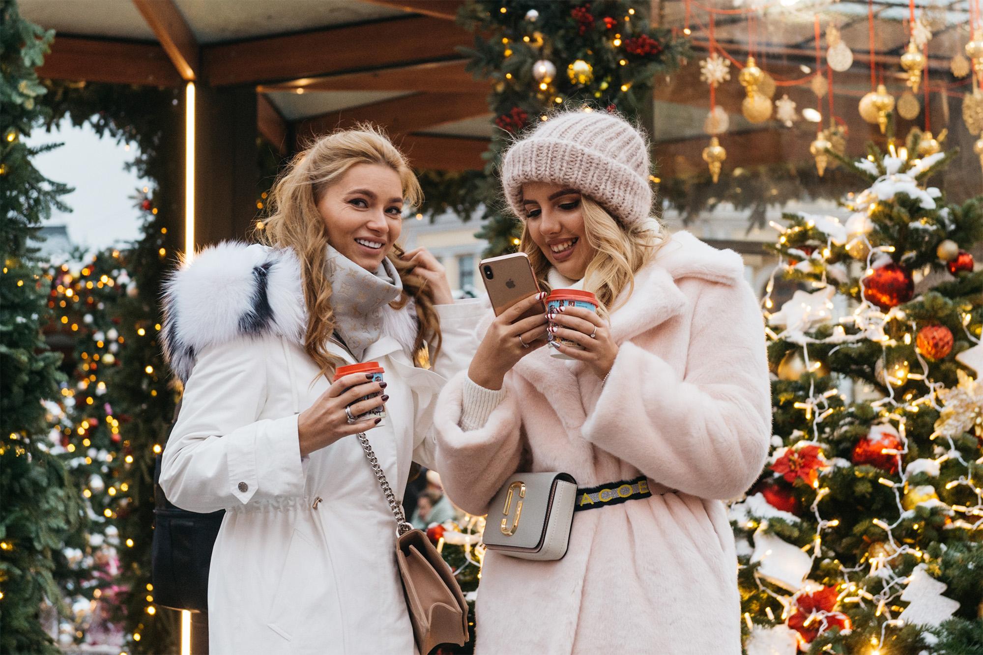 Handschuhe im Winter fürs Smartphone