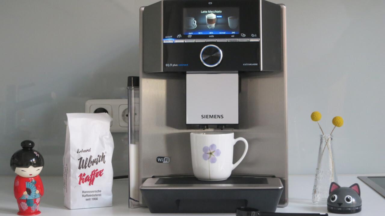 Pumpendruck vs. Brühdruck in Kaffeevollautomaten