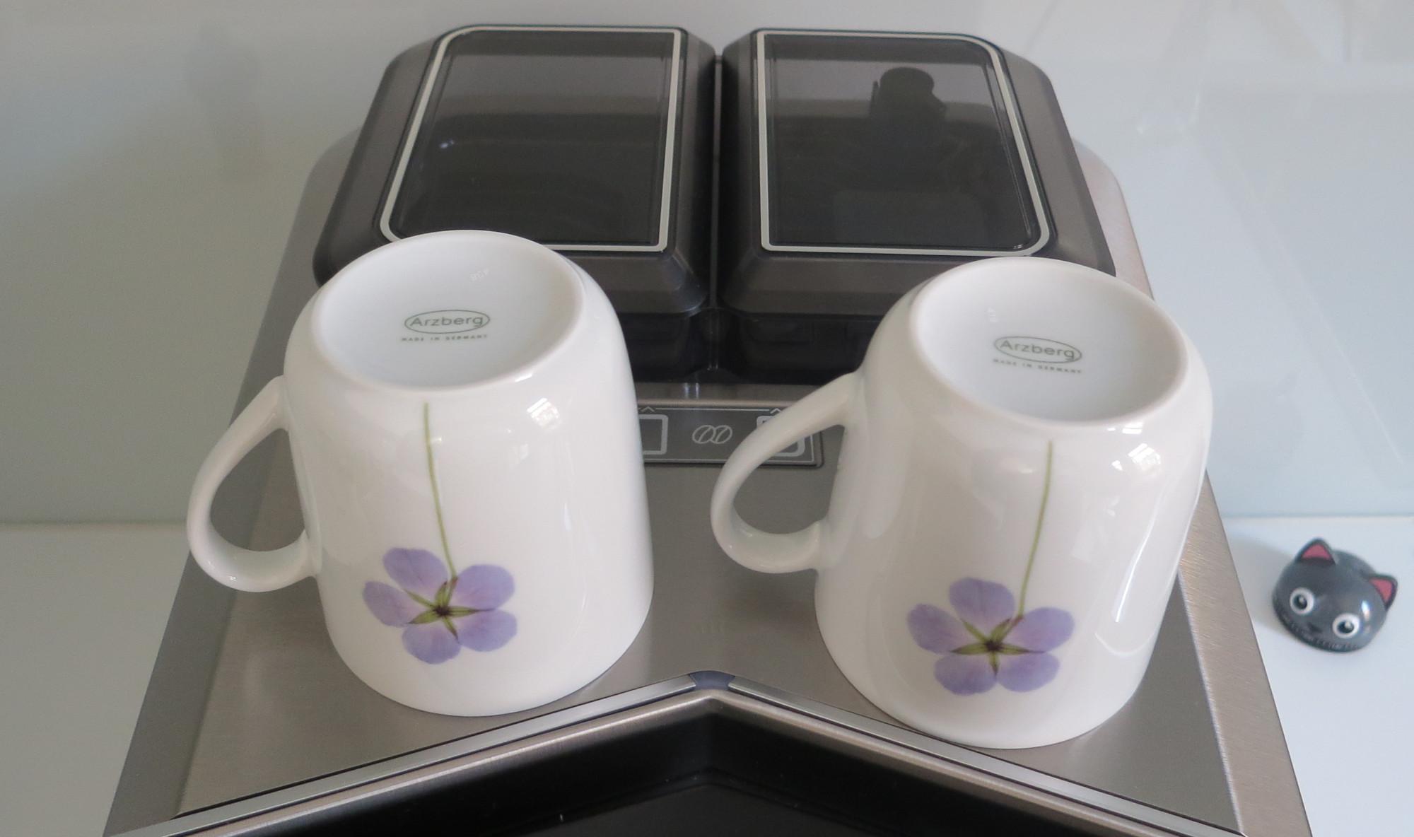 Kaffeevollautomat Siemens EQ.9 plus connect Tassenwärmer-