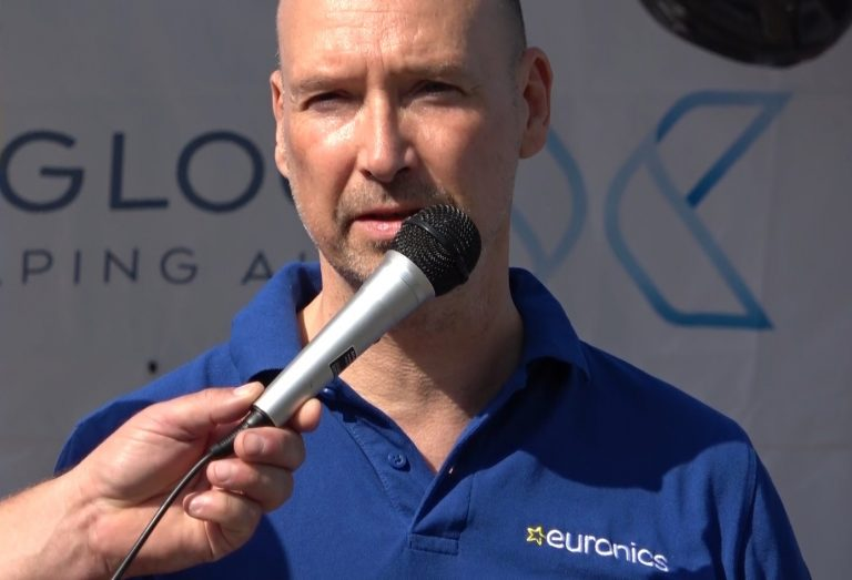 Philipp Neuffer im Interview zur E-Cannonball-Rallye