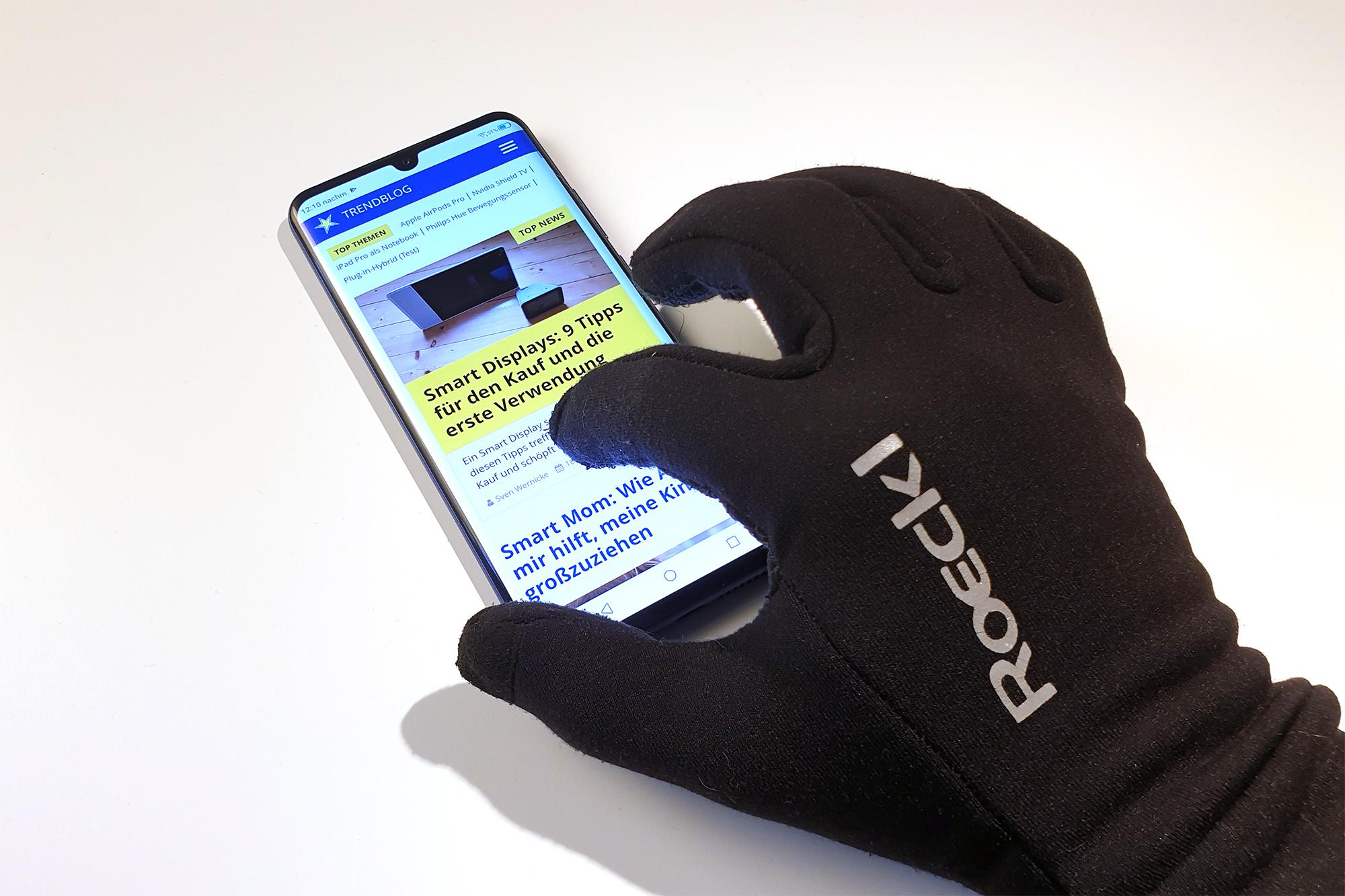 Roeckl-Handschuhe fürs Smartphone