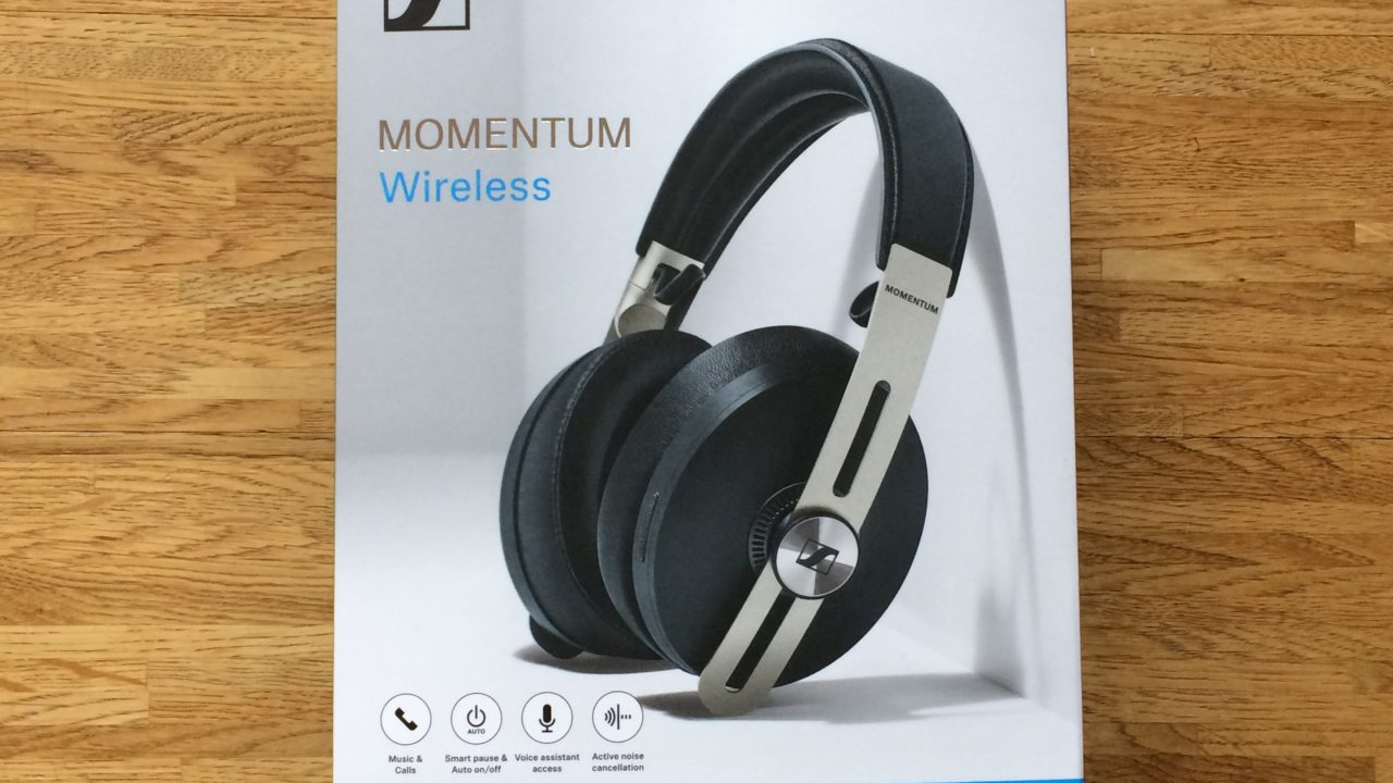 Sennheiser Momentum Wireless 3 ausprobiert: Sitzt ausgezeichnet und klingt auch so.