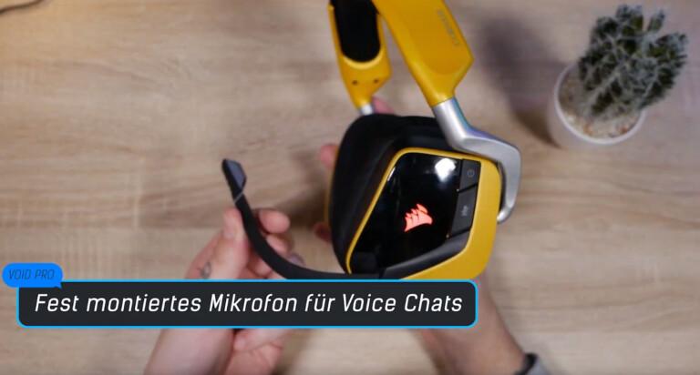 Void-Pro-fest-montiertes-Mikrofon