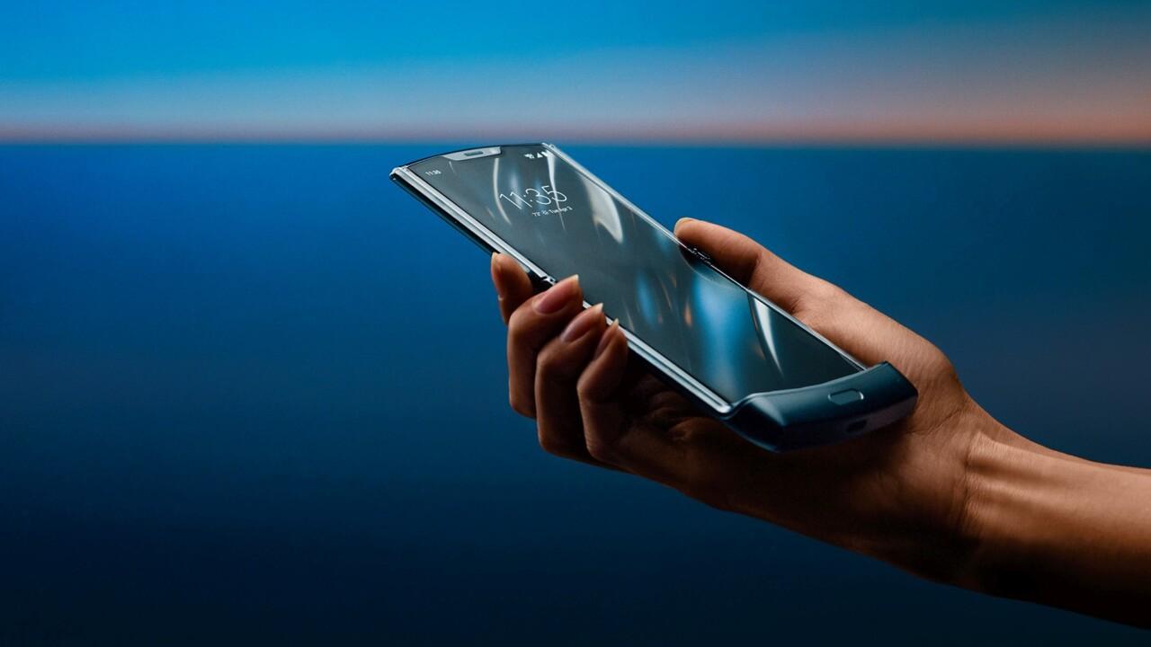 Motorola Razr: So schön kann ein modernes Klapphandy sein