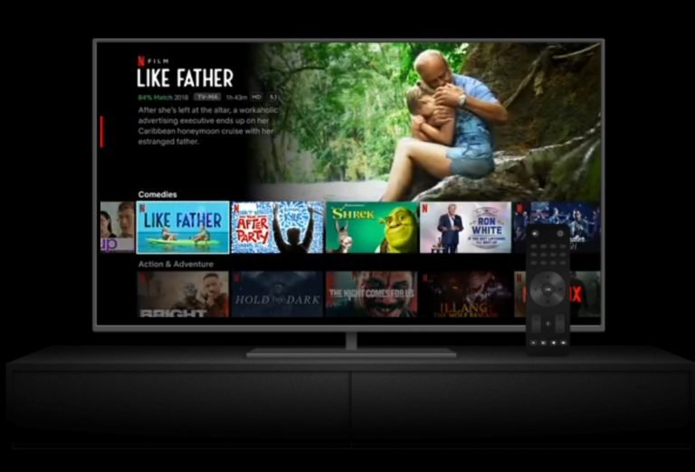 Netflix bekommt ihr nicht so einfach auf euer Smart Display. (Screenshot)